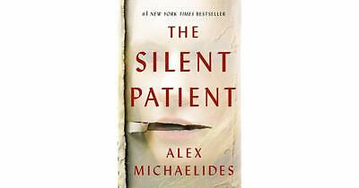 The Silent Patient by Alex Michaelides (hardcover, like new!)