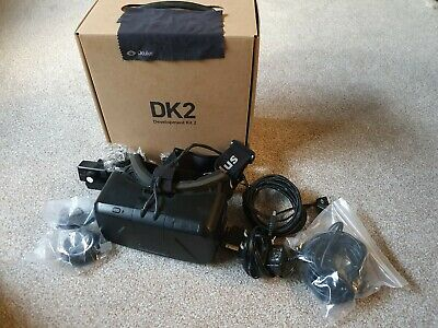 Oculus Rift DK2 VR Headset - Boxed - Great Condition