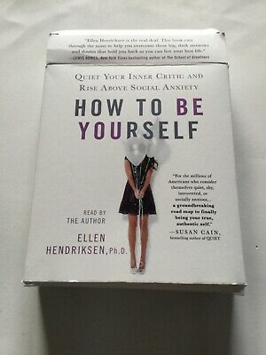 'How To Be Yourself' - Self-help CD Audio book