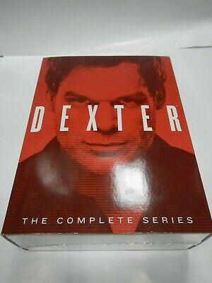 Dexter: The Complete Series DVD Season 1-8 Brand New Sealed