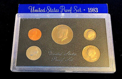 1983 S United States Proof Set Uncirculated