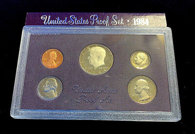 1984 S United States Proof Set Uncirculated