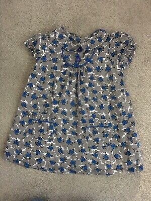baby boden 12-18 Dress Flowers Gorgoeus Everyday Dress Cotton