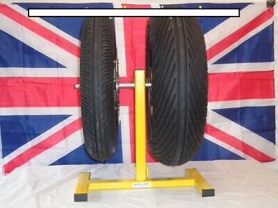 Motorcycle Wheels Stand/pit/race Tree Stand1