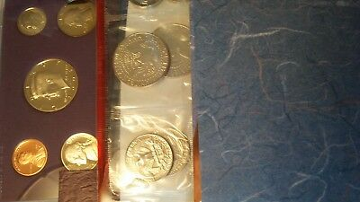 Two coin sets. 1991 Mint set and 1991 Clad Proof Set.