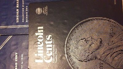 Lincoln Cent collection. 1909 - 2018-D set. Good and better.