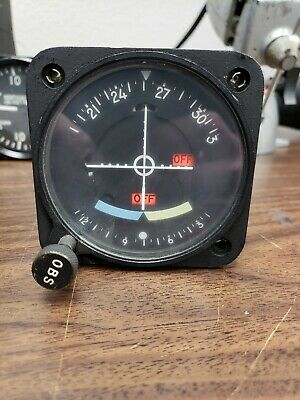 Arc IN-525A course indicator good!
