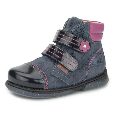 Memo ALEX Girls' Corrective Orthopedic Ankle Support Boots, Little/Big Kid