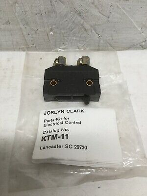 Jolsyn Clark Contact Kit KTM-11 Parts Kit for Electrical Control