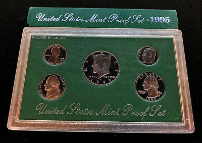 1995 S United States Proof Set Uncirculated