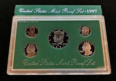 1997 S United States Proof Set Uncirculated