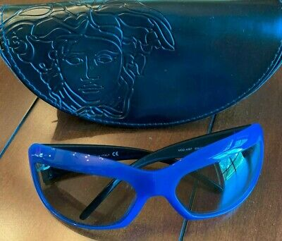 a560b1b8de VERSACE SUNGLASSES. MADE in Italy Gently used. Beautiful Polarized ...