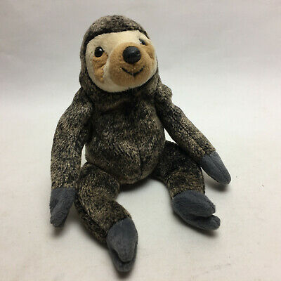 5c235aa3d4f TY BEANIE BABY - Slowpoke The Sloth - Date Of Birth May 20