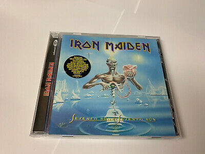 Iron Maiden - Seventh Son of a Seventh Son CD (Remastered 1998) MINT/EX