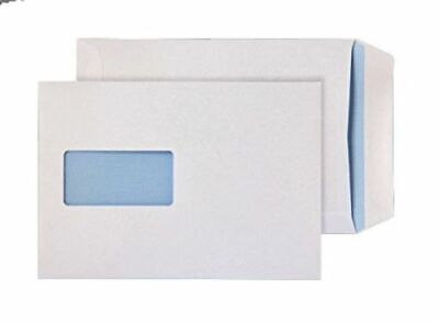 Purely Everyday 90 gsm C5 229 x 162 mm Pocket Window Envelope - White box 500
