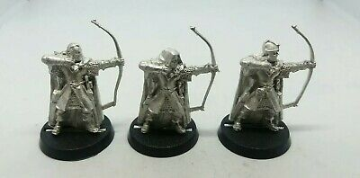 games workshop Lord of the rings metal  rangers of the north lot 1