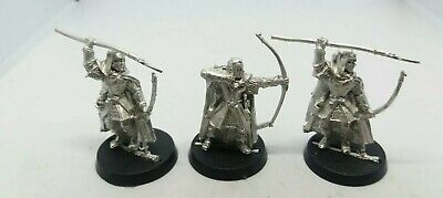games workshop Lord of the rings metal  rangers of the north lot 2
