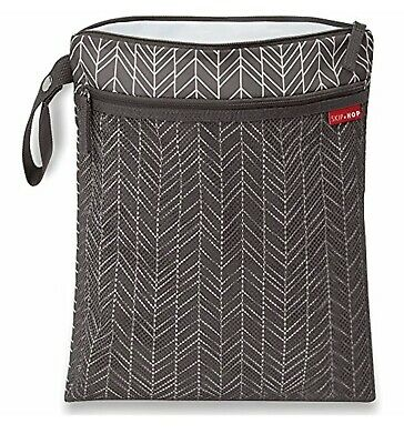 Grab & Go Wet/Dry Bag, Grey Feather New