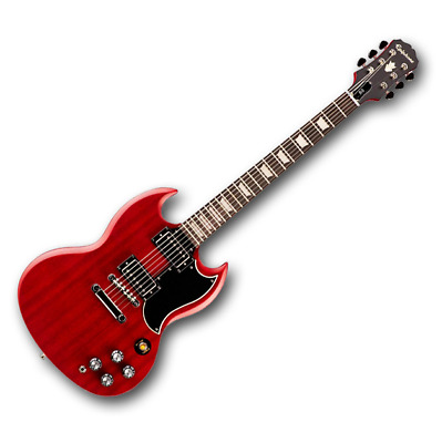 Epiphone SG G-400 Electric Guitar Faded Cherry G400 EGGVWCCH New with Warranty