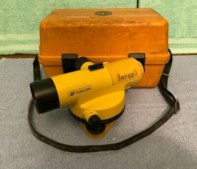 USED Topcon AT-G2 Auto Level