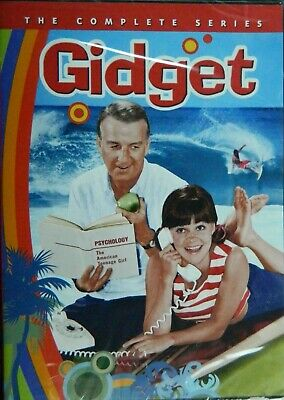 GIDGET The COMPLETE SERIES All 32 Episodes 3-Disc DVD Set SEALED