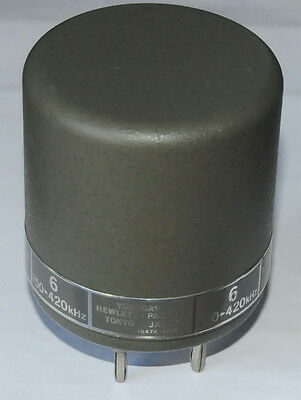Agilent / HP-16476A 2.8mH Reference Inductor Standard