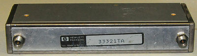 HP 33321TA Programmable Step Attenuator