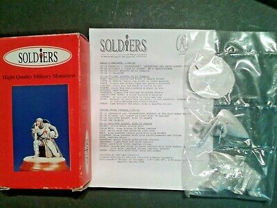 figurini piombo collezione 54mm  Soldiers medioevale SP3A  white metal soldiers