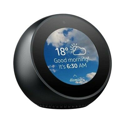 Amazon Echo Spot Speaker With Screen  - New