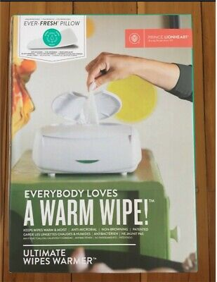 Brand New Wipe Warmer