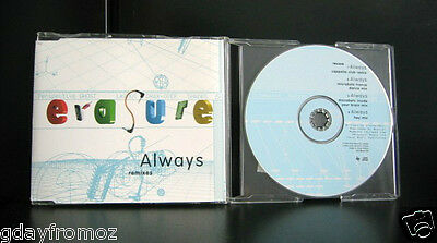 Erasure - Always (Remixes) 4 Track CD Single