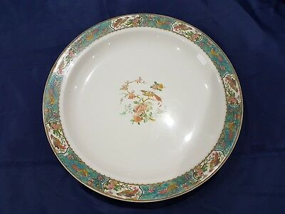 Art Deco Charger plate by DW.H Grindley & Co Ltd.