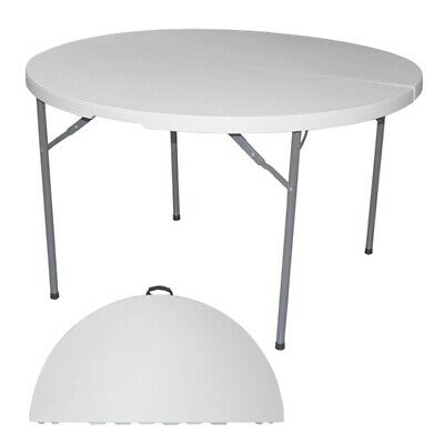 TABLE RONDE FER Pliable - EUR 98,00 | PicClick FR