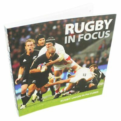 Rugby in Focus Book - Rugby Union in Pictures