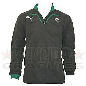 PUMA ireland 1/4 zip rugby fleece junior 09/10 - Small Junior