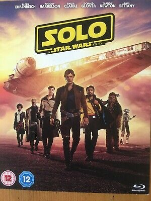 Solo  A Star Wars Story Bluray, 2 Disc Version