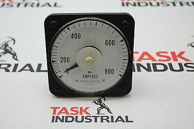 General Electric AB40 AC AMMETER 103131LSSN2
