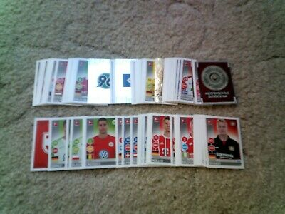 79 Topps Bundesliga 2017-2018 Stickers
