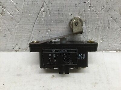 General Electric CR115B401 Limit Switch