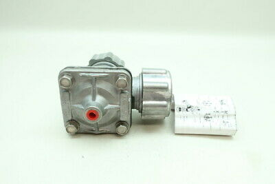 Mikropul 2507 Right Angle Pneumatic Diaphragm Valve 1in