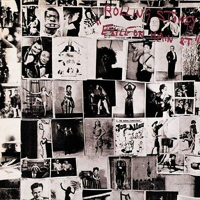 The Rolling Stones - Exile on Main Street [New CD] The Rolling Stones - Exile on