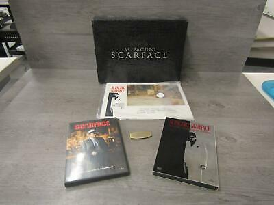 Al Pacino Scarface Collectors Two Disc Anniversary Special Edition DVD Box Set