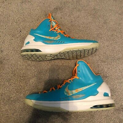57940503c1bf NIKE KD 6 Easter Size 10 Galaxy Aunt Pearl Meteorology Christmas ...