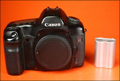 Canon EOS 5D Digital SLR Camera, Sold With Battery,   Fully Working Order