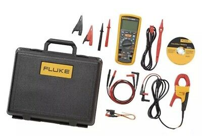 Fluke 1587 FC Insulation Tester + i400 Current Clamp Kit 2019 RRP £699 Free Ship