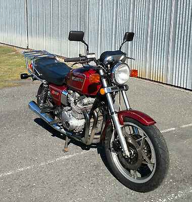 1980 Suzuki GS  uzuki GS1000G 1980 Rare & Collectible