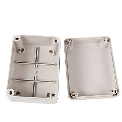 Junction Box 150x110x70mm Waterproof IP55 ABS Plastic Adaptable Enclosure