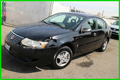 2005 Saturn Ion  2005 Saturn Ion  Manual 4 Cylinder No Reserve