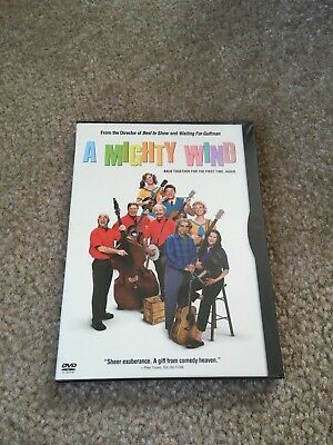 A Mighty Wind (DVD, 2003, Widescreen) Brand New
