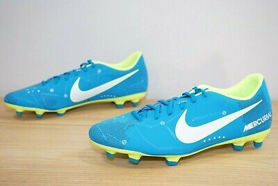 8a81cf5fd Nike Mercurial Vortex III 3 Neymar FG Firm Ground Football Boots Size UK 9  (KYX